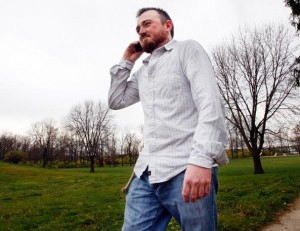 William Whiteman of Centerville has a lifeline phone that he says he needs and wants abuse of the program to end so he can continue the use of the phone.